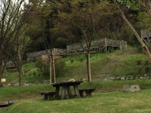 エコロジーキャンプ場の写真