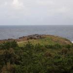 舳倉島の最高標高地点12.4m