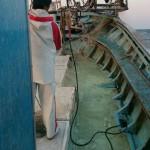 輪島刺し網漁船
