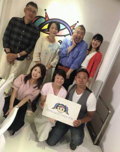 渋谷クロスFM集合写真